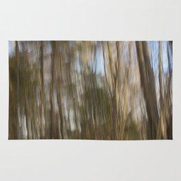 Cape Elizabeth Land Trust Trees Rug