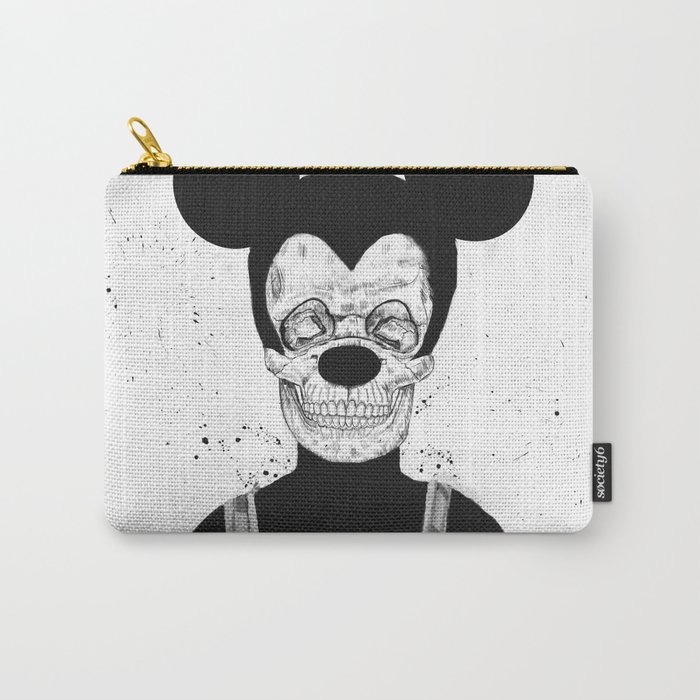 Dead mouse Carry-All Pouch