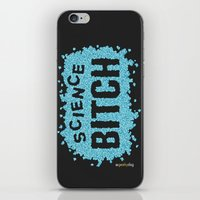 science iPhone & iPod Skins featuring Science! by Geekydog