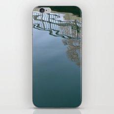 Bridge over troubled water iPhone & iPod Skin