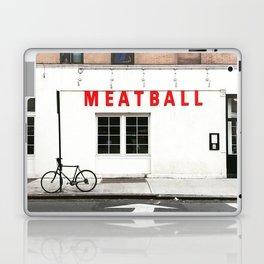 Meatball Shop NYC Laptop & iPad Skin