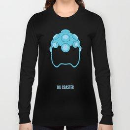 Hakan - Oil Coaster Long Sleeve T-shirt