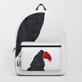 Turkey Vulture Backpack