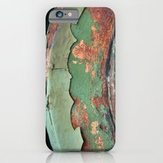Green and Rust iPhone 6s Slim Case
