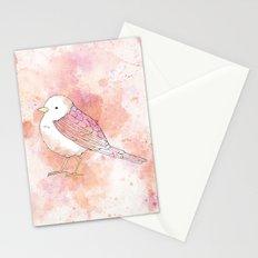 Pink Tweetie Bird Stationery Cards
