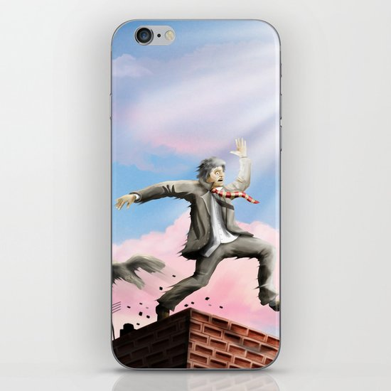 Jump! iPhone & iPod Skin