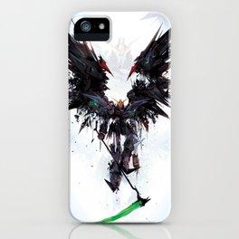 Death Robot iPhone Case
