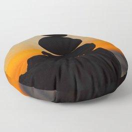 """""""Pastel Cairne"""" Floor Pillow"""