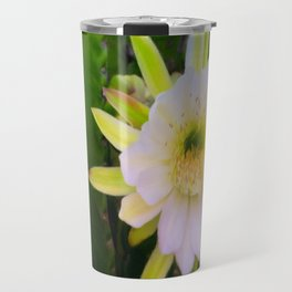 Shy Beauty Travel Mug