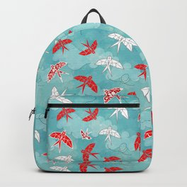 Origami Swallow Backpack