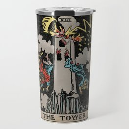 16 - 	The Tower Travel Mug