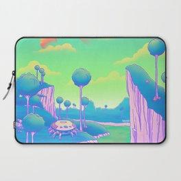 Planet Namek Laptop Sleeve