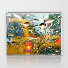 'CLASSIC NYC TAXI' Laptop & iPad Skin