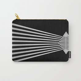 The edge bw Carry-All Pouch