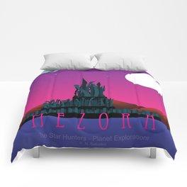 Planet Exploration: Mezora Comforters