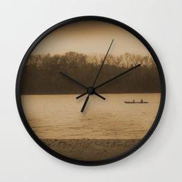 Voyage Charm Wall Clock