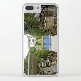 Vizcaya Museum & Gardens Clear iPhone Case