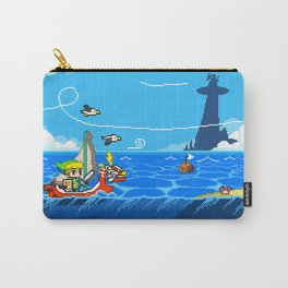 The Legend of Zelda: Wind Waker Advance Carry-All Pouch