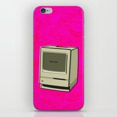 maco2 iPhone & iPod Skin