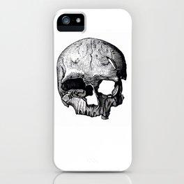 Skull 8 iPhone Case