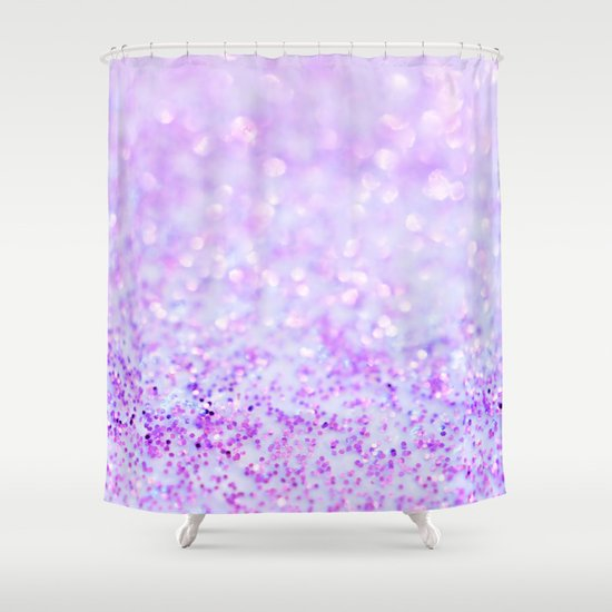 Sweetly Lavender Shower Curtain by Lisa Argyropoulos ... Lavender Shower Curtains