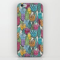 tulips iPhone & iPod Skins featuring tulips by Sharon Turner