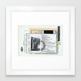 Mike – – Framed Art Print
