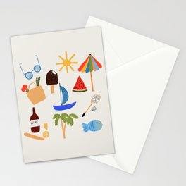 South France Stationery Cards
