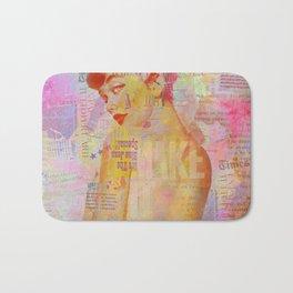 Candy girl Bath Mat