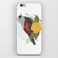 Ula-'ai-hawane iPhone & iPod Skin