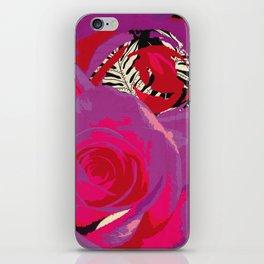 Flowers series_v02 iPhone Skin