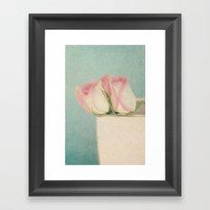Roses For You  Framed Art Print