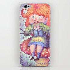 Oh, Alice iPhone Skin