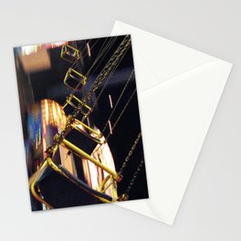 Carnival Swings Stationery Cards