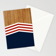 Vintage Rower Ver. 3 Stationery Cards