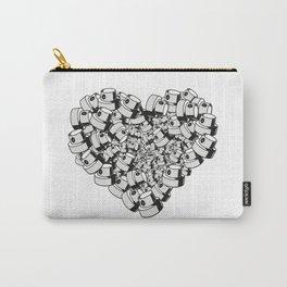 heart of art street love Carry-All Pouch