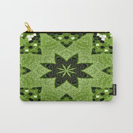 Bubblin' in Green.... Carry-All Pouch