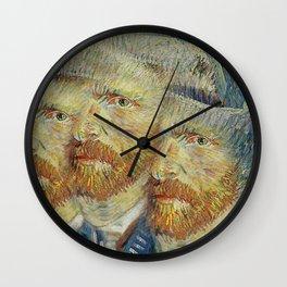 Vincent Van Gogh #04 Wall Clock
