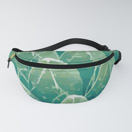 Agave plant art Fanny Pack