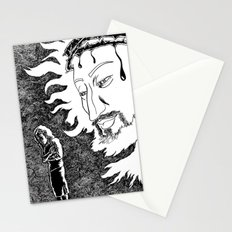 Someone Watching Over Me Stationery Cards