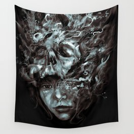 Empress Death Wall Tapestry