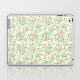 diamonds + chains Laptop & iPad Skin