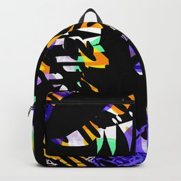 Neon Claws Backpack