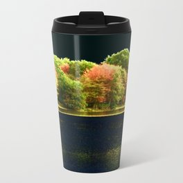 Autumn At Night Travel Mug