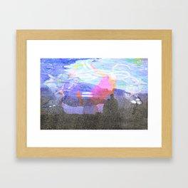 Yachats & Newport Oregon - Dancing With The Stars Framed Art Print