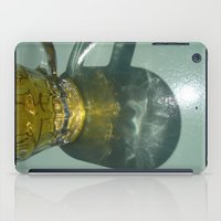 hydra iPad Cases featuring Beer glass- Hydra by Andrew Brown