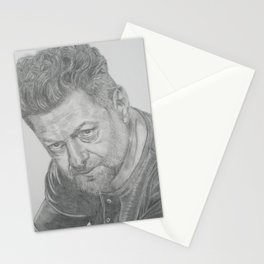 Andy Serkis Pencil Stationery Cards