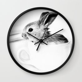 A cup of ... Wall Clock