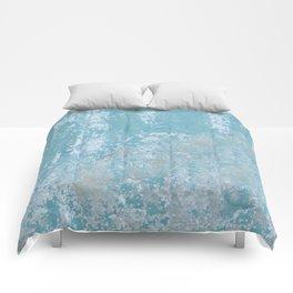 Vintage Galvanized Metal Comforters