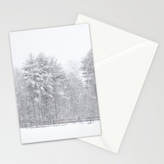 One Snowy Day Stationery Cards